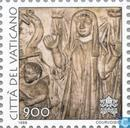 Postage Stamps - Vatican City - Italia '98 Stamp Exhibition