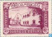Briefmarken - Spanien [ESP] - Ibero-Amerikanische Ausstellung Sevilla