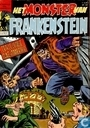 Comics - Frankenstein - In de greep van de angst