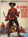 Strips - Roodbaard - De schrik van de zeven zeeën