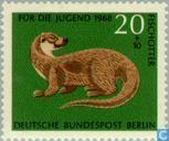 Timbres-poste - Allemagne, République fédérale [DEU] - Animaux