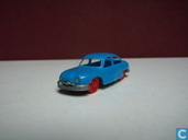 Model cars - Jouef - Panhard Dyna