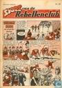 Comic Books - Sjors van de Rebellenclub (magazine) - 1957 nummer  40