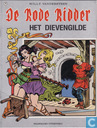 Comic Books - Red Knight, The [Vandersteen] - Het dievengilde