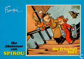 Comic Books - Spirou and Fantasio - Die Erbschaft 1