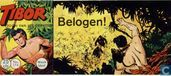Comic Books - Tibor - Belogen!
