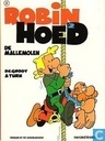 Comic Books - Robin Hoed - De mallemolen