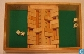 Board games - Shut the box - Shut the box - 2 x 9