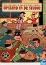 Comics - Pinkie Pienter - Opstand in de studio