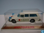 Voitures miniatures - Majorette - Citroen DS ambulance