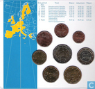 Coins - Greece - Greece mint set 2002 (KNM edition)