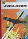 Comic Books - Blake and Mortimer - Le secret de l'espadon 1