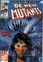 Strips - New Mutants, De - Spookbeer!