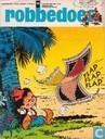 Comic Books - Robbedoes (magazine) - Robbedoes 1606