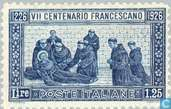 Timbres-poste - Italie [ITA] - Francis, St