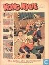 Bandes dessinées - Kong Kylie (tijdschrift) (Deens) - 1951 nummer 44