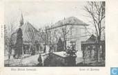 Hotel Meilink (tuinzijde) - Groet uit Barchum