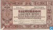 1 guilder Netherlands 1938