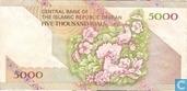 Billets de banque - Iran - P143-P149 - Iran 5.000 Rials ND (1993-) P145c