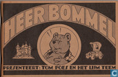 Comic Books - Bumble and Tom Puss - Heer Bommel presenteert: Tom Poes en het Lijm Teem