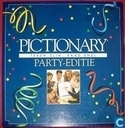 Board games - Pictionary - Pictionary Party Editie