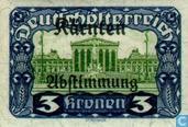 Postzegels - Oostenrijk [AUT] - Volksraadpleging Kärnten