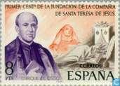 Timbres-poste - Espagne [ESP] - Santa Teresa de Jesús