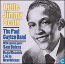 Platen en CD's - Scott, Little Jimmy - live in New Orleans