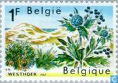 Timbres-poste - Belgique [BEL] - Protection de la nature