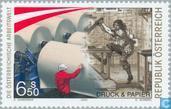 Postzegels - Oostenrijk [AUT] - Beroepen