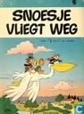 Comic Books - Sybil-Anne - Snoesje vliegt weg