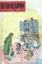 Bandes dessinées - Humoradio (tijdschrift) - Nummer  609
