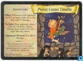 Trading cards - Harry Potter 1) Base Set - Peeves Causes Trouble