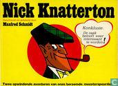 Strips - Nick Knatterton - Nick Knatterton