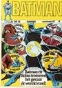 Comics - Batman - Batman en Robin trotseren het gevaar de wereld rond!