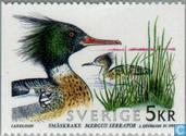 Briefmarken - Schweden [SWE] - Vögel
