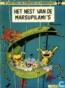 Comic Books - Spirou and Fantasio - Het nest van de Marsupilami's