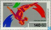 Postage Stamps - Germany, Federal Republic [DEU] - For the sports