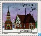 Postage Stamps - Sweden [SWE] - Churches