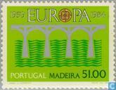 Postage Stamps - Madeira - Europe – Bridge