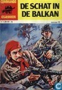Comic Books - Commando Classics - De schat in de Balkan