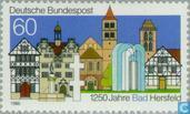 Bad Hersfeld 1250 ans 736-1986