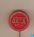 Niemeyer Gala Koffie rood