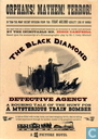 Strips - Black Diamond Detective Agency, The - The Black Diamond Detective Agency - A Rousing Tale of the Hunt for a Mysterious Train Bomber