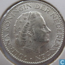Coins - the Netherlands - Netherlands 1 gulden 1956
