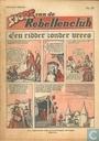 Comic Books - Sjors van de Rebellenclub (magazine) - 1955 nummer  28
