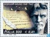 Timbres-poste - Italie [ITA] - Giordano Bruno