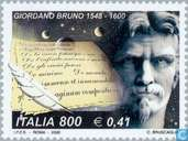 Postzegels - Italië [ITA] - Giordano Bruno