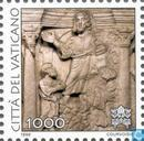 Timbres-poste - Vatican - Exposition Italia '98 Stamp