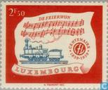 Postage Stamps - Luxembourg - Railways 100 years